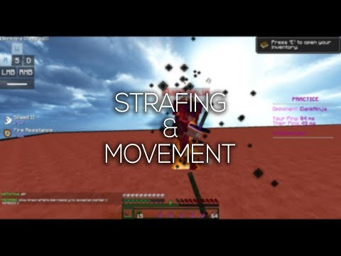 Strafing & Movement   PvP Tutorial