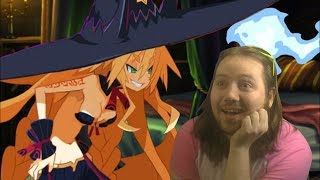 Not a Review: The Witch and The Hundred Knight