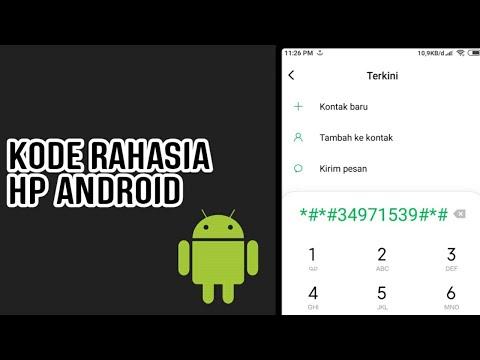 6 kode rahasia hp android