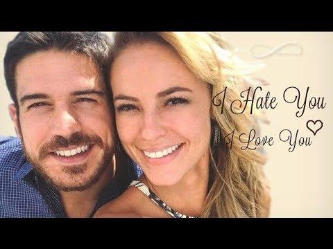 I Hate You I Love You Tradução Trilha Sonora A Força do Querer Tema de Jeza e Zeca