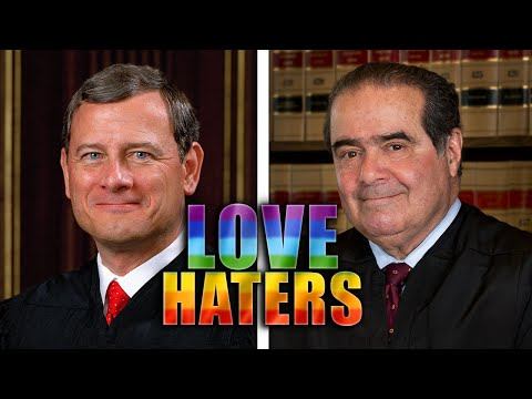 Dissenting Justices Cling To Ancient Hate In Opposing Gay Ma