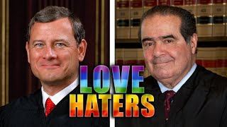 Dissenting Justices Cling To Ancient Hate In Opposing Gay Marriage
