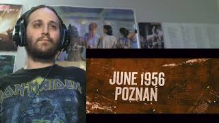 Poland WWII - The Unconquered (Reaction)