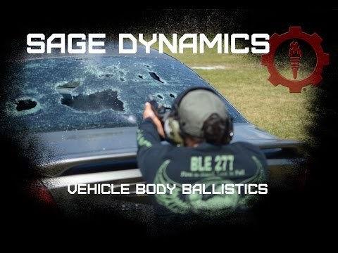 Vehicle Body Ballistics
