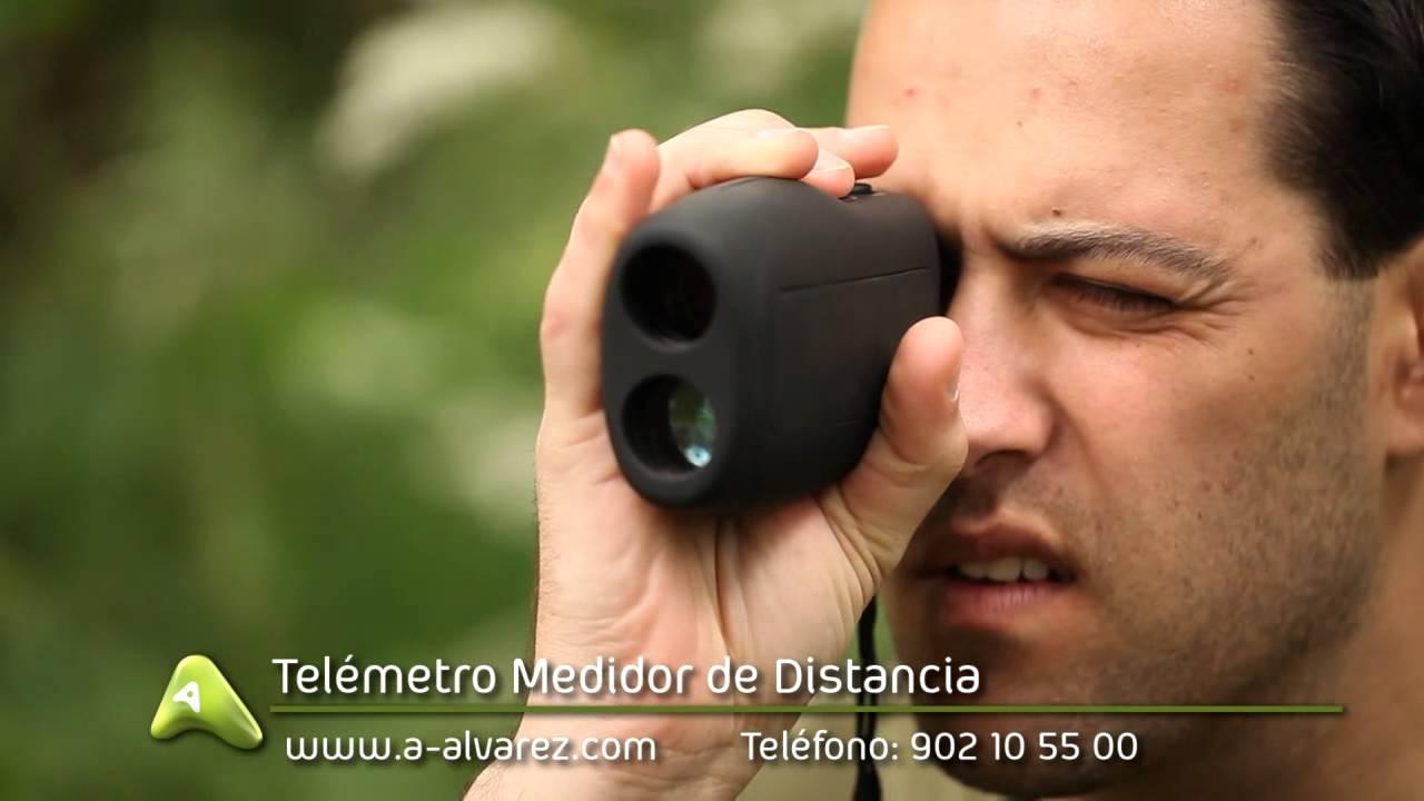 Tel metro l ser medidor de distancia lrf600 youtube - Medidor de distancia ...