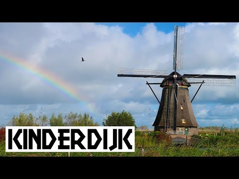 Kinderdijk Windmills (My Dream Day in The Netherlands) | Eileen Aldis Travel Channel