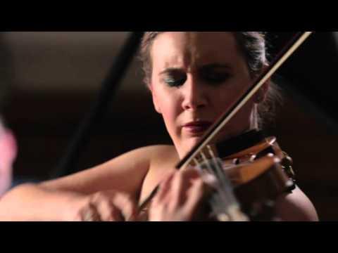 Chloë Hanslip & Danny Driver - Prokofiev: Mélodie no.1 Andante Op35bis