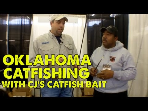 Oklahoma Catfishing - Top Destinations For *Oklahoma Catfish*