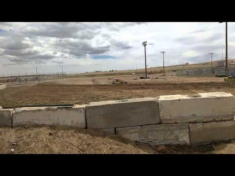 Dwarf Car's EL Paso County Speedway 4/9/16
