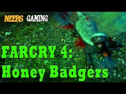 Far Cry 4: Honey Badgers