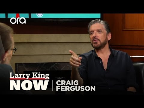 Craig Ferguson On James Corden: I Don't Watch Late Night TV | Larry King Now | Ora.TV