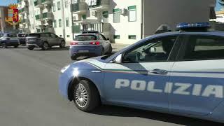 Perquisizioni e controlli della Polizia di Stato nel quartiere San Valentino