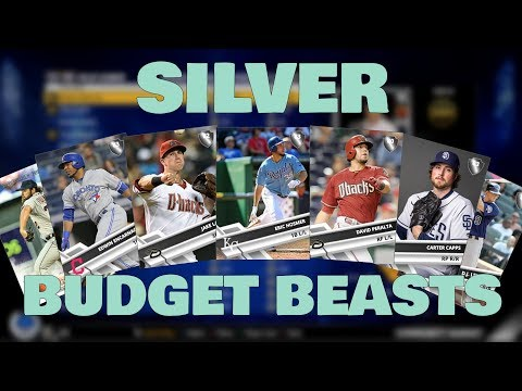 SILVER BUDGET BEASTS! BEST CHEAP PLAYERS 80-84! MLB THE SHOW 17
