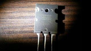 Лавинный пробой транзистора