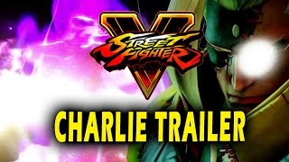 Street Fighter 5 - Charlie/Nash Trailer & Bison Tease