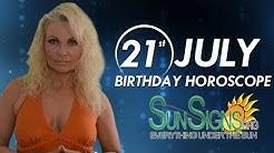 Birthday July 21st Horoscope Personality Zodiac Sign Leo Astrology