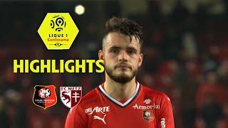 Stade rennais fc - fc metz ( 1-2 ) - highlights - (srfc - fcm) / 2017-18