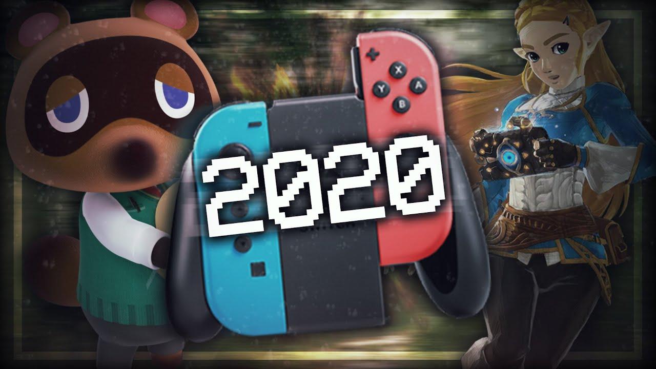 Die Nintendo Switch 2020: Das schlechteste Jahr?