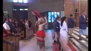 Catholic Samoan Offertory (Taulaga) St. Joseph