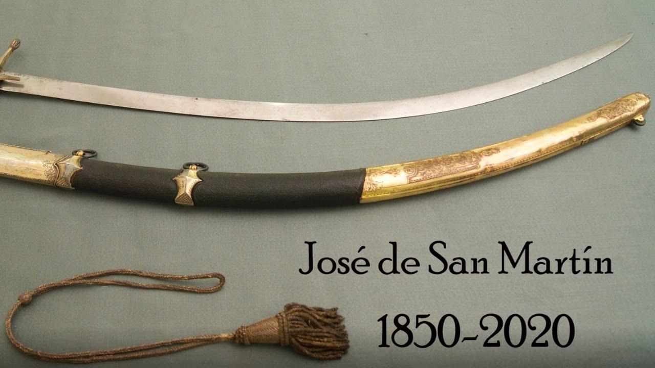 Don José de San Martín, a 170 años de su muerte.