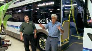 Proterra Ecoliner Electric Bus - Jay Leno