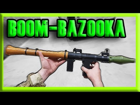 SCARING the &$%* OUT of players with THIS BAZOOKA GsP Airsoft