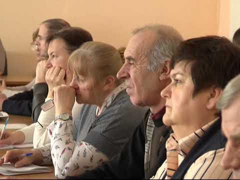 Встреча главы района с главами сельских поселений