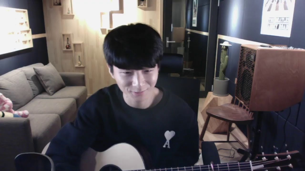 Sungha Jung is ON LIVE!