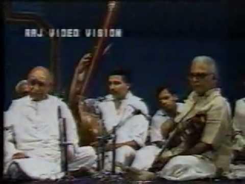 Semmangudi @ Music Academy 60 yrs