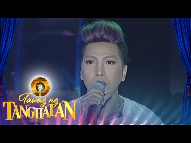 "Tawag ng Tanghalan: Vice Ganda sings ""Don't Cry For Me Argentina"""