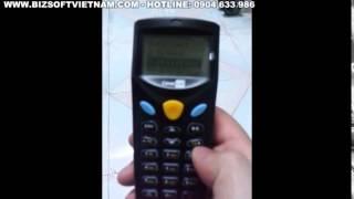 видео Терминалы сбора данных серии Motorola Symbol MC55N0