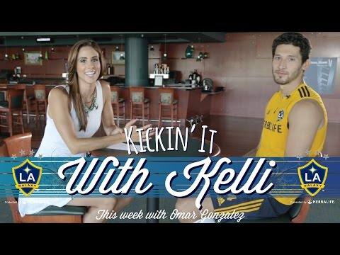 Omar Gonzalez | Kickin' it with Kelli