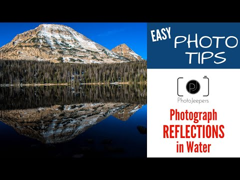 3 Tips to Photograph Reflections in Water