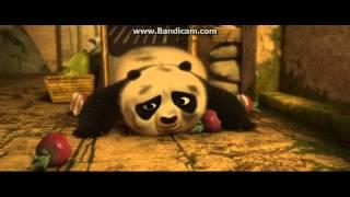 Самый няшный момент в Кунг Фу Панда 2
