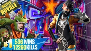 🔴 FORTNITE Lv 100 NEW SKIN BIZ! NEW COVERAGE! CODE -xiuderone