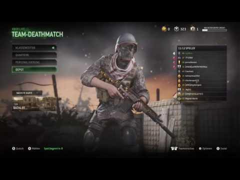 Mordern Warfare Remastered Depot Credit grind [German]
