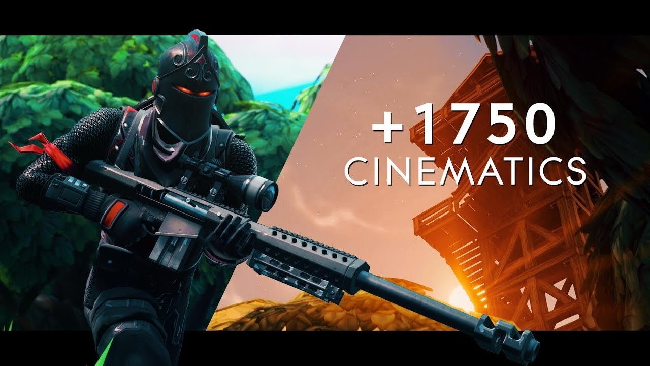 ULTIMATE FREE Fortnite Cinematic Pack - FREE Download (2000+ Cinematics)