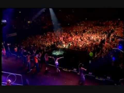 Fame Academy LIVE! Encore- U2 Medley, Live Wembley Arena, April 2003