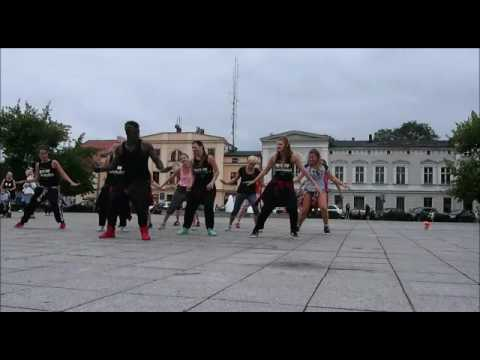 African Dancehall Fitness Open Air in Poland 2
