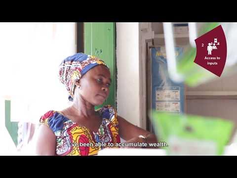 Touton Rural Service Centres Ghana