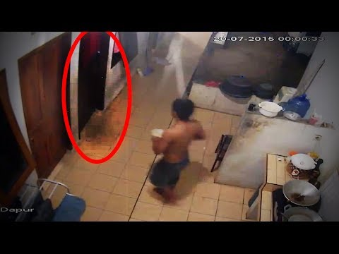 11 Mysterious Paranormal Events Caught on Tape