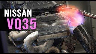 PURE sound | Nissan VQ35 by JPC