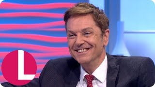 Brian Conley Sets the Record Straight About His Strictly 'Rant' | Lorraine