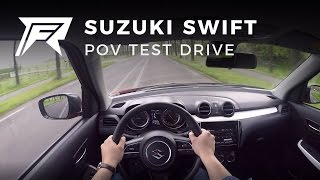2017 Suzuki Swift 1.0 Boosterjet - POV Test Drive