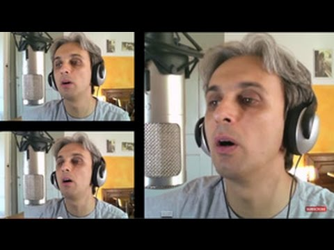 How to sing This boy Vocal Harmony Beatles Tutorial Harmonies