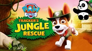 Nick Jr   PAW Patrol: Tracker's Jungle Rescue   PAW Patrol Games   Best Games for Toddlers ♥