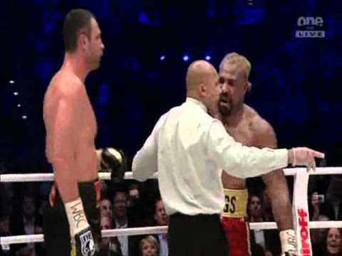 Vitali Klitschko vs Shannon Briggs HIGHLIGHTS