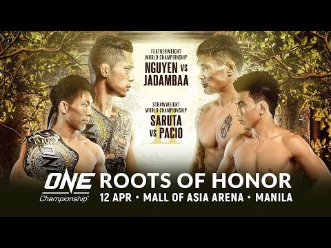 Event ONE Championship: ROOTS OF HONOR