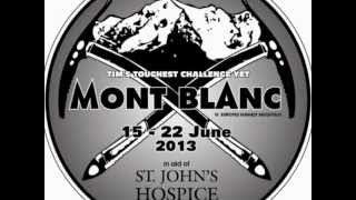Training for Mont Blanc - A winter of preparation 2012/13