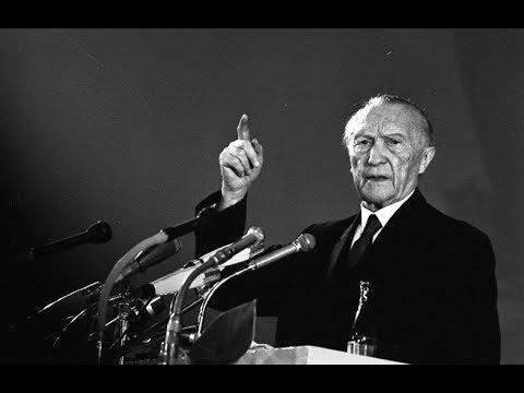 Konrad Adenauer -  Der Patriarch Doku Alle Teile HD